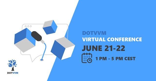 DotVVM Virtual Conference