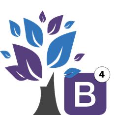 Bootstrap 4 for DotVVM