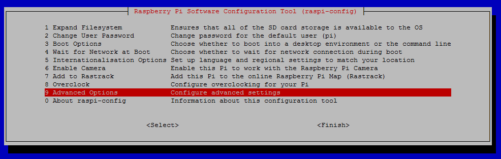 Enabling I2C on Raspberry PI