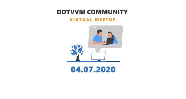 Virtual meetup